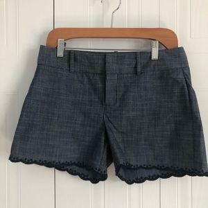 Calvin Klein chambray shorts